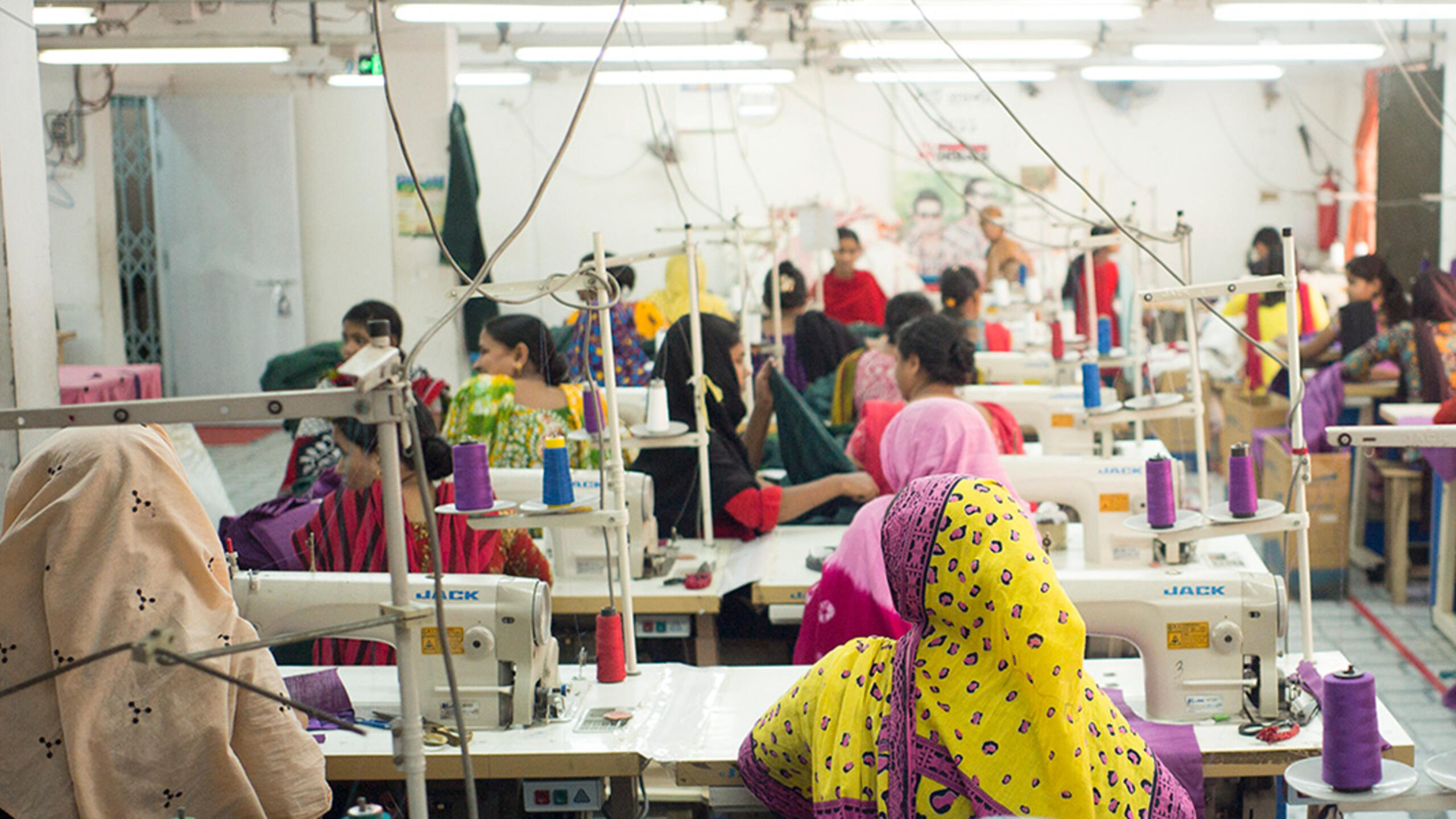 Despite Risks Garment Factory Jobs Have Long Term Benefits For Bangladeshi Women Yale Insights