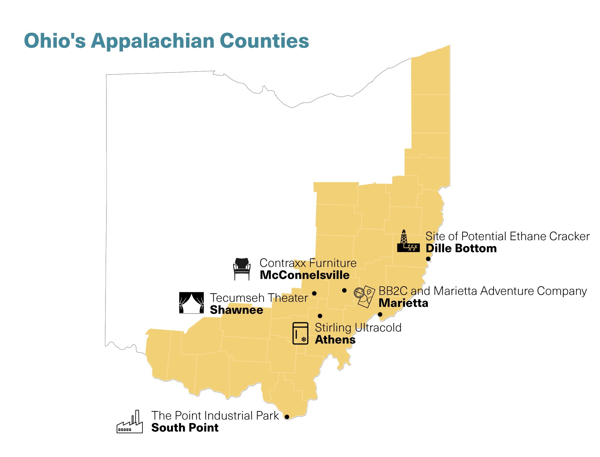 Can Appalachian Ohio Build a New Economy? | Yale Insights