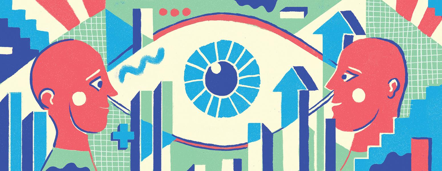 Graphique montrant l'empathie dans les affaires