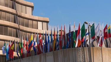The Bank of International Settlement in Basel