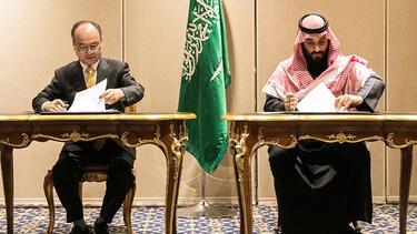 Saudi leader