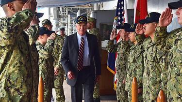 Former Navy