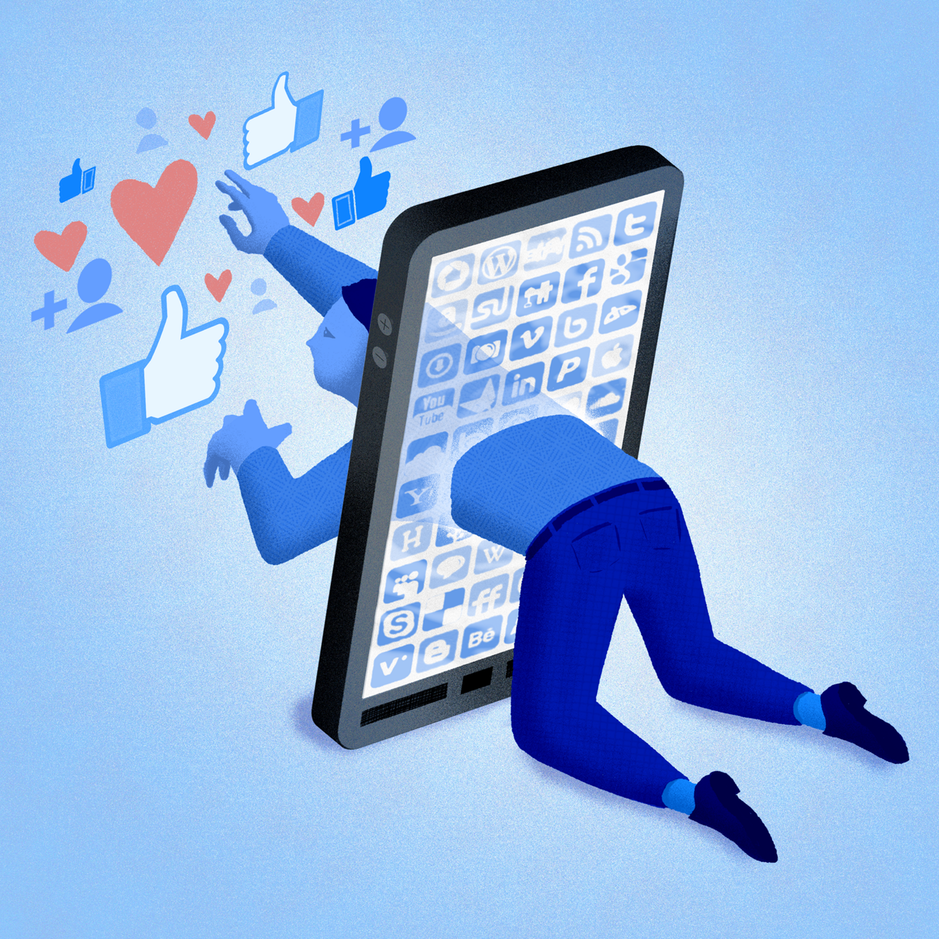 Social Media Is Addictive. Do Regulators Need to Step In? - Yale Insights